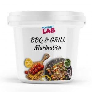 greek yogurt marination