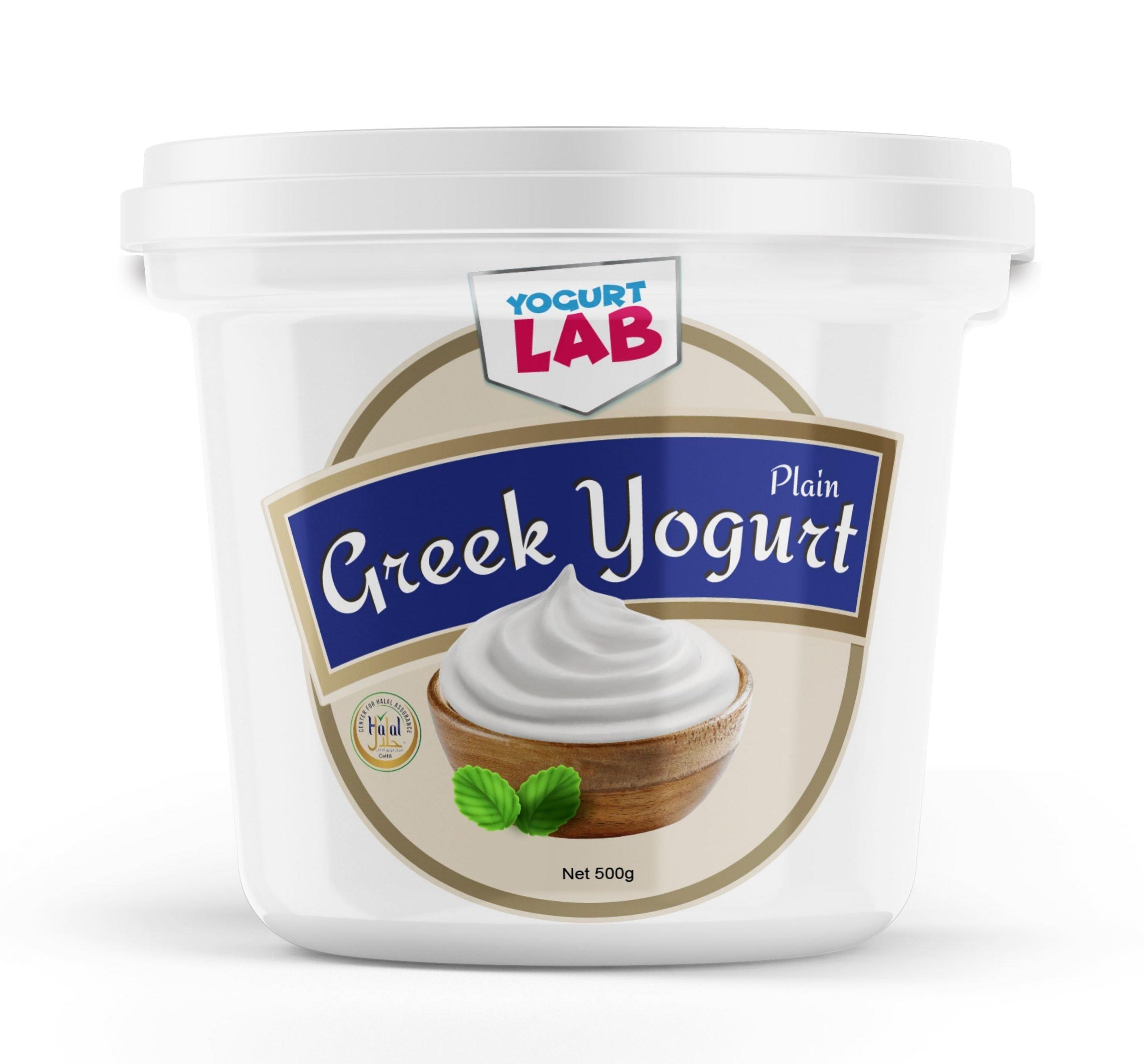 greek yogurt plain 500g