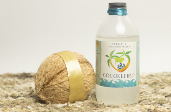 COCONUT WATER KEFIR THERAPY