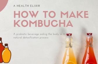 How to Make Kombucha Tea at Home