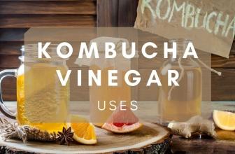Kombucha Vinegar Uses