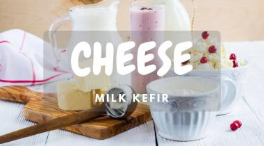 How to Make Kefir Cheese