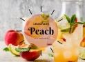 How to Make Peach Lemonade with Water Kefir